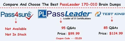 PassLeader 170-010 Exam Questions[27]