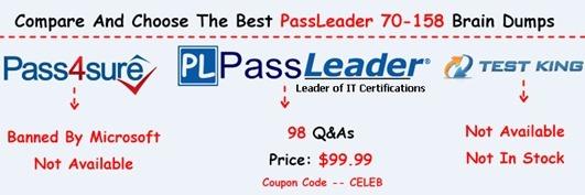 PassLeader 70-158 Exam Questions[36]