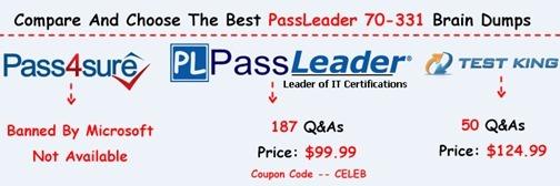 PassLeader 70-331 Exam Questions[26]