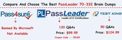 PassLeader 70-332 Exam Questions[26]