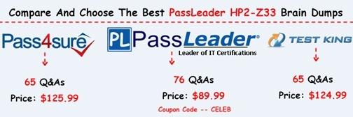 PassLeader HP2-Z33 Exam Dumps[17]