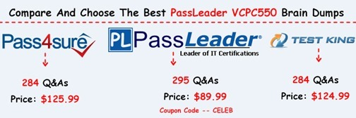 PassLeader VCPC550 Exam Questions[15]