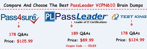 PassLeader VCPN610 Exam Questions[15]
